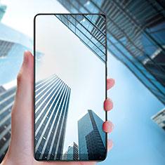 Schutzfolie Full Coverage Displayschutzfolie Panzerfolie Skins zum Aufkleben Gehärtetes Glas Glasfolie F06 für Xiaomi Mi Mix Evo Schwarz