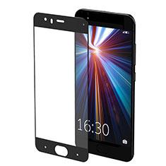 Schutzfolie Full Coverage Displayschutzfolie Panzerfolie Skins zum Aufkleben Gehärtetes Glas Glasfolie F08 für Xiaomi Mi 6 Schwarz