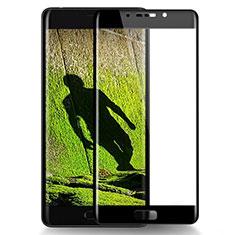 Schutzfolie Full Coverage Displayschutzfolie Panzerfolie Skins zum Aufkleben Gehärtetes Glas Glasfolie F11 für Xiaomi Mi Note 2 Schwarz