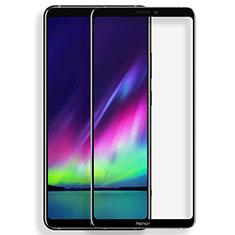 Schutzfolie Full Coverage Displayschutzfolie Panzerfolie Skins zum Aufkleben Gehärtetes Glas Glasfolie für Huawei Honor Note 10 Schwarz