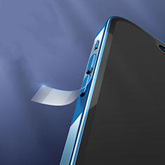Schutzfolie Schutz Folie Rahmen Skins zum Aufkleben Panzerglas für Apple iPhone 12 Klar