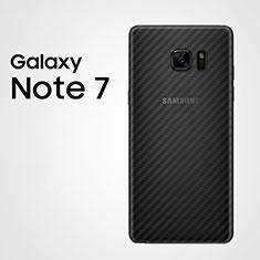 Schutzfolie Schutz Folie Rückseite B01 für Samsung Galaxy Note 7 Klar