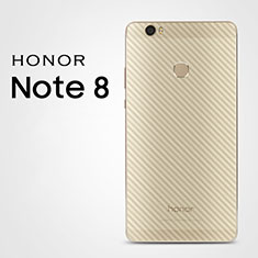 Schutzfolie Schutz Folie Rückseite für Huawei Honor Note 8 Klar