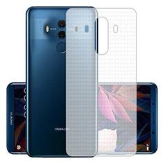 Schutzfolie Schutz Folie Rückseite für Huawei Mate 10 Pro Klar