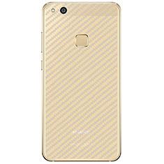 Schutzfolie Schutz Folie Rückseite für Huawei P10 Lite Klar