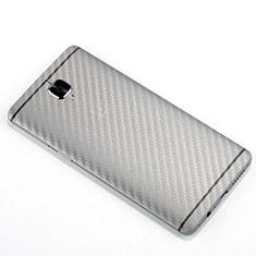 Schutzfolie Schutz Folie Rückseite für OnePlus 3 Klar