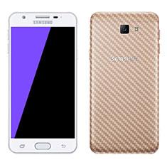 Schutzfolie Schutz Folie Rückseite für Samsung Galaxy J7 Prime Klar
