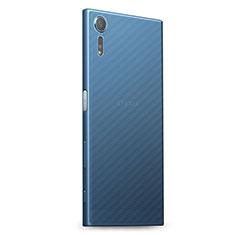 Schutzfolie Schutz Folie Rückseite für Sony Xperia XZ Klar