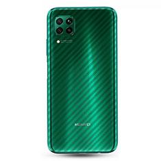 Schutzfolie Schutz Folie Rückseite Skins zum Aufkleben Panzerglas für Huawei Nova 7i Klar
