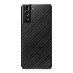 Schutzfolie Schutz Folie Rückseite Skins zum Aufkleben Panzerglas für Samsung Galaxy S21 Plus 5G Klar