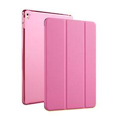 Schutzhülle Flip Stand Tasche Leder für Apple iPad Pro 9.7 Rosa