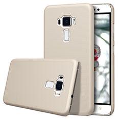 Schutzhülle Kunststoff Hülle Matt für Asus Zenfone 3 ZE552KL Gold