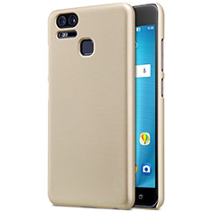 Schutzhülle Kunststoff Hülle Matt für Asus Zenfone 3 Zoom Gold