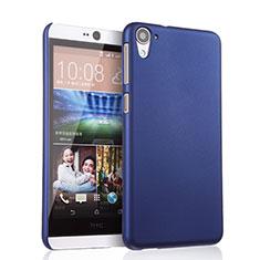 Schutzhülle Kunststoff Hülle Matt für HTC Desire 826 826T 826W Blau
