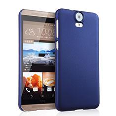 Schutzhülle Kunststoff Hülle Matt für HTC One E9 Plus Blau