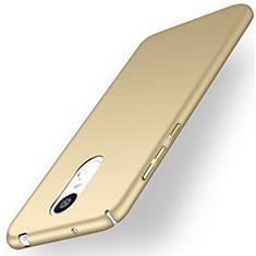 Schutzhülle Kunststoff Hülle Matt für Huawei Enjoy 6 Gold
