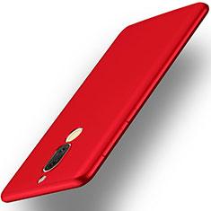 Schutzhülle Kunststoff Hülle Matt für Huawei G10 Rot