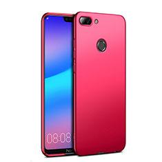 Schutzhülle Kunststoff Hülle Matt für Huawei Honor 9i Rot