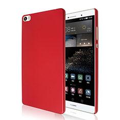 Schutzhülle Kunststoff Hülle Matt für Huawei P8 Max Rot