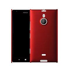 Schutzhülle Kunststoff Hülle Matt für Nokia Lumia 1520 Rot
