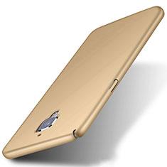 Schutzhülle Kunststoff Hülle Matt für OnePlus 3 Gold