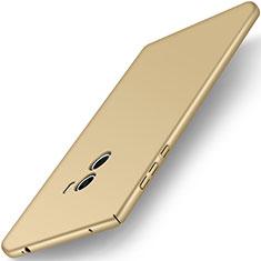 Schutzhülle Kunststoff Hülle Matt für Xiaomi Mi Mix Gold