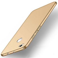 Schutzhülle Kunststoff Hülle Matt für Xiaomi Redmi 4X Gold