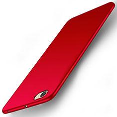 Schutzhülle Kunststoff Hülle Matt für Xiaomi Redmi Note 5A Standard Edition Rot