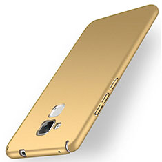 Schutzhülle Kunststoff Hülle Matt M01 für Huawei GR5 Mini Gold