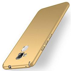 Schutzhülle Kunststoff Hülle Matt M01 für Huawei GT3 Gold
