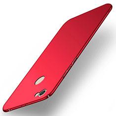 Schutzhülle Kunststoff Hülle Matt M03 für Xiaomi Redmi Y1 Rot