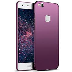 Schutzhülle Kunststoff Hülle Matt M04 für Huawei Honor 8 Lite Violett