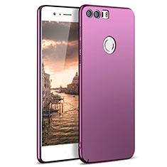 Schutzhülle Kunststoff Hülle Matt M05 für Huawei Honor 8 Violett