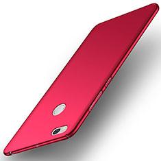 Schutzhülle Kunststoff Hülle Matt M05 für Xiaomi Mi Max 2 Rot