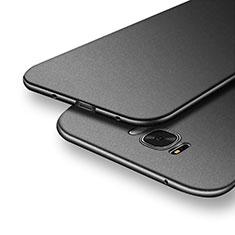 Schutzhülle Kunststoff Hülle Matt M10 für Samsung Galaxy S8 Plus Schwarz