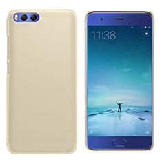Schutzhülle Kunststoff Hülle Matt P01 für Xiaomi Mi 6 Gold