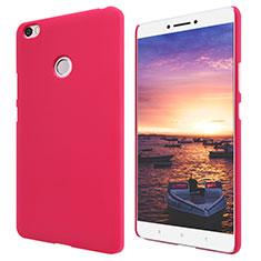 Schutzhülle Kunststoff Hülle Punkte Loch für Xiaomi Mi Max Rot