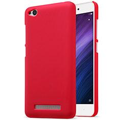 Schutzhülle Kunststoff Hülle Punkte Loch für Xiaomi Redmi 4A Rot