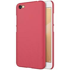 Schutzhülle Kunststoff Hülle Punkte Loch für Xiaomi Redmi Note 5A Standard Edition Rot