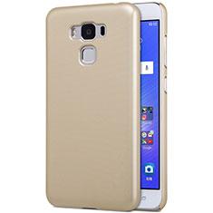 Schutzhülle Kunststoff Tasche Matt für Asus Zenfone 3 Max Gold