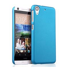 Schutzhülle Kunststoff Tasche Matt für HTC Desire 626 Blau