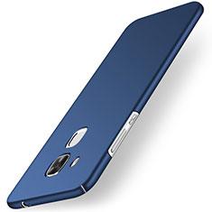 Schutzhülle Kunststoff Tasche Matt für Huawei G9 Plus Blau