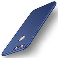 Schutzhülle Kunststoff Tasche Matt für Huawei Honor 8 Blau