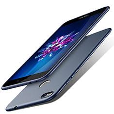 Schutzhülle Kunststoff Tasche Matt für Huawei Honor 8 Lite Blau