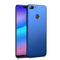 Schutzhülle Kunststoff Tasche Matt für Huawei Honor 9i Blau