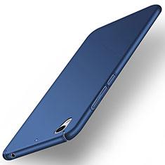 Schutzhülle Kunststoff Tasche Matt für Huawei Honor Holly 3 Blau