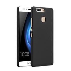 Schutzhülle Kunststoff Tasche Matt für Huawei Honor V8 Schwarz