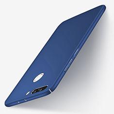 Schutzhülle Kunststoff Tasche Matt für Huawei Honor V9 Blau