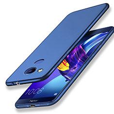 Schutzhülle Kunststoff Tasche Matt für Huawei Honor V9 Play Blau