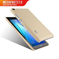 Schutzhülle Kunststoff Tasche Matt für Huawei MediaPad T3 7.0 BG2-W09 BG2-WXX Gold